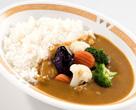 温野菜カレー